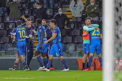 Udinese - Parma 3-2