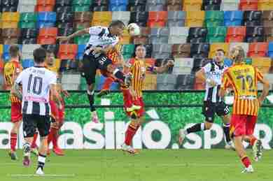 Udinese - Lecce 1-2