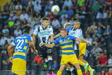 Udinese - Parma 1-3